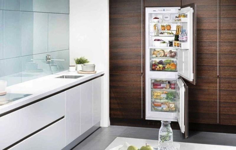 купить Встраиваемый двухкамерный холодильник Liebherr ICBS 3314 Украина фото 4