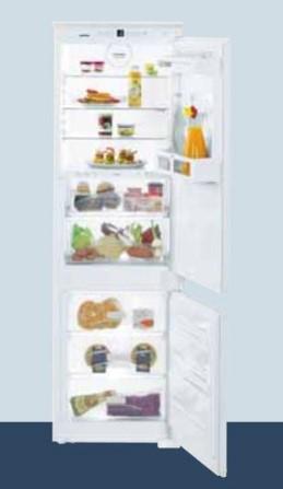 купить Встраиваемый двухкамерный холодильник Liebherr ICBS 3324 Украина фото 3
