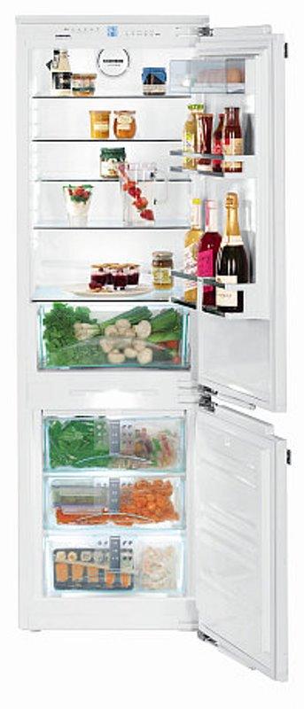 купить Встраиваемый двухкамерный холодильник Liebherr ICN 3356 Украина фото 0