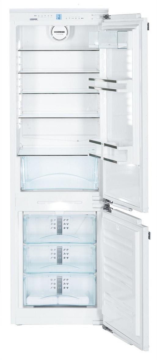купить Встраиваемый двухкамерный холодильник Liebherr ICN 3356 Украина фото 3