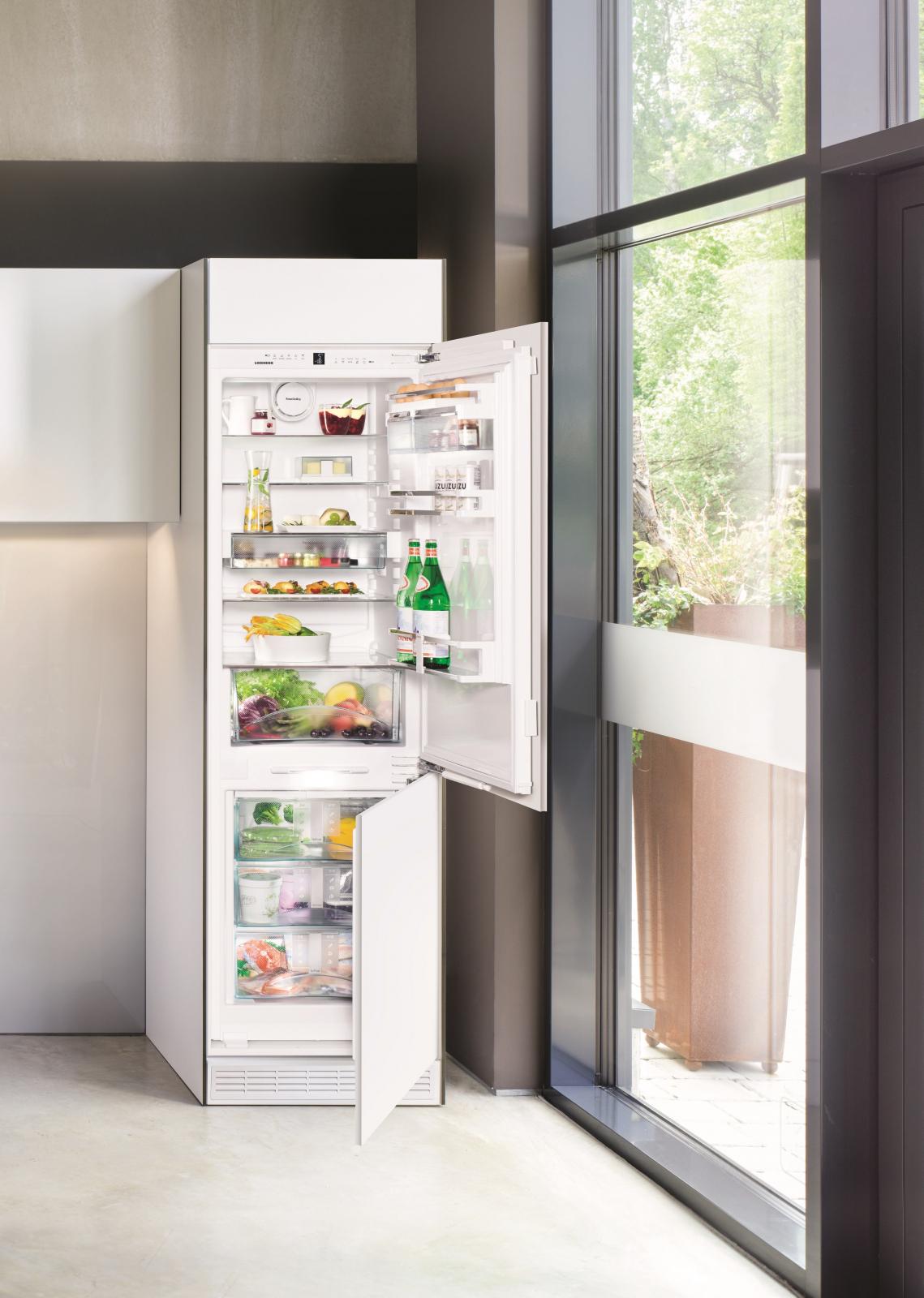 купить Встраиваемый двухкамерный холодильник Liebherr ICN 3376 Украина фото 7