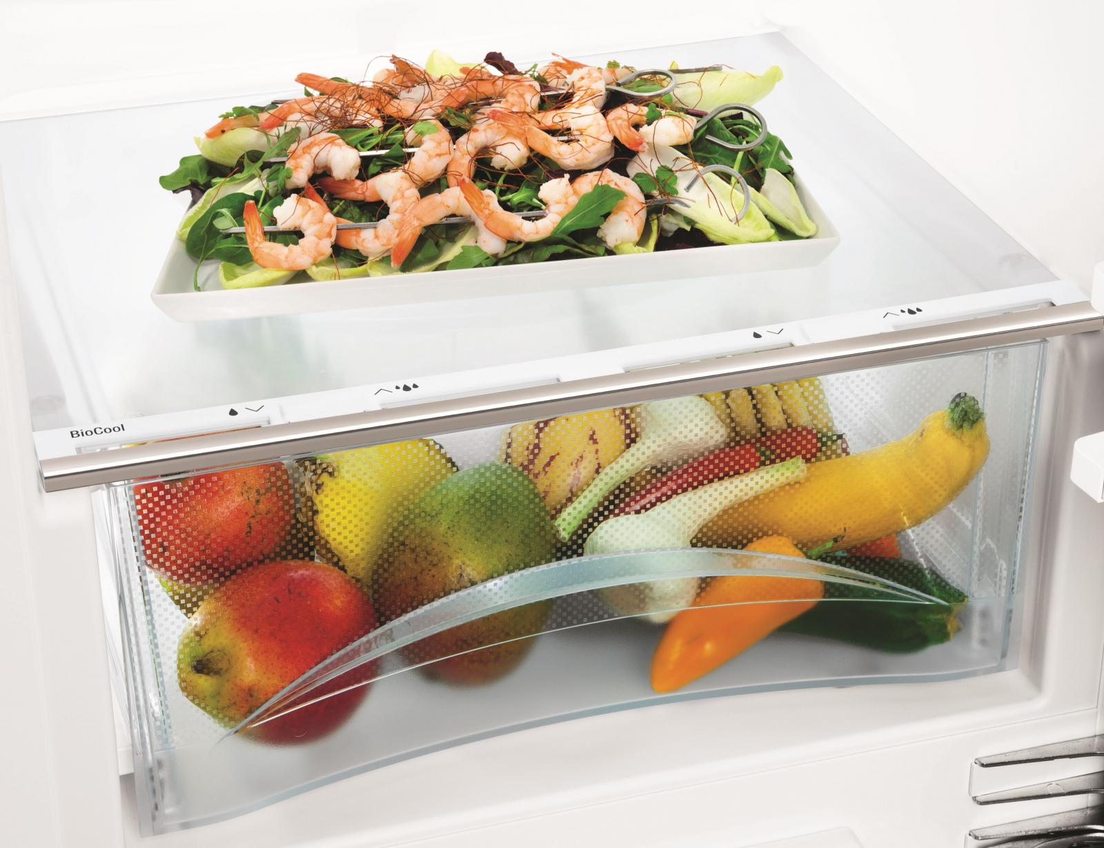 купить Встраиваемый двухкамерный холодильник Liebherr ICN 3376 Украина фото 5