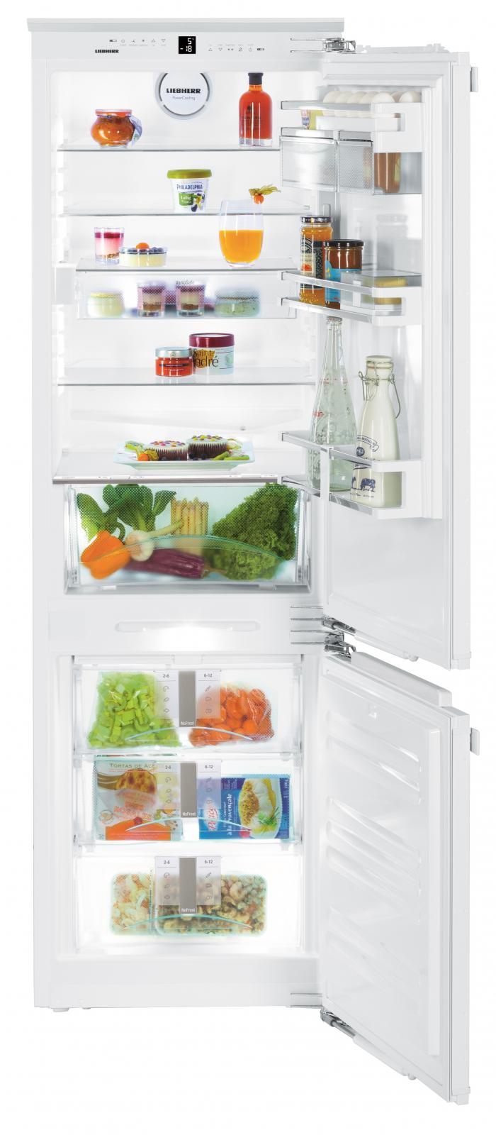 купить Встраиваемый двухкамерный холодильник Liebherr ICN 3376 Украина фото 0