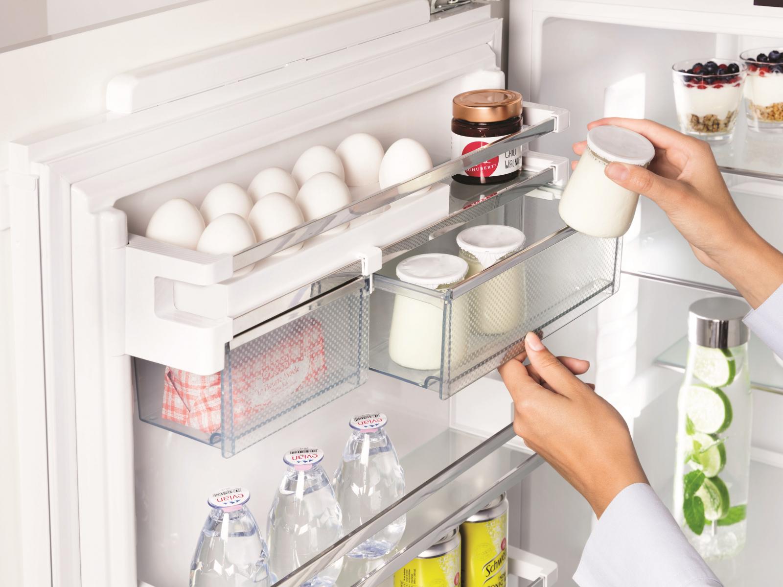 купить Встраиваемый двухкамерный холодильник Liebherr ICN 3376 Украина фото 6
