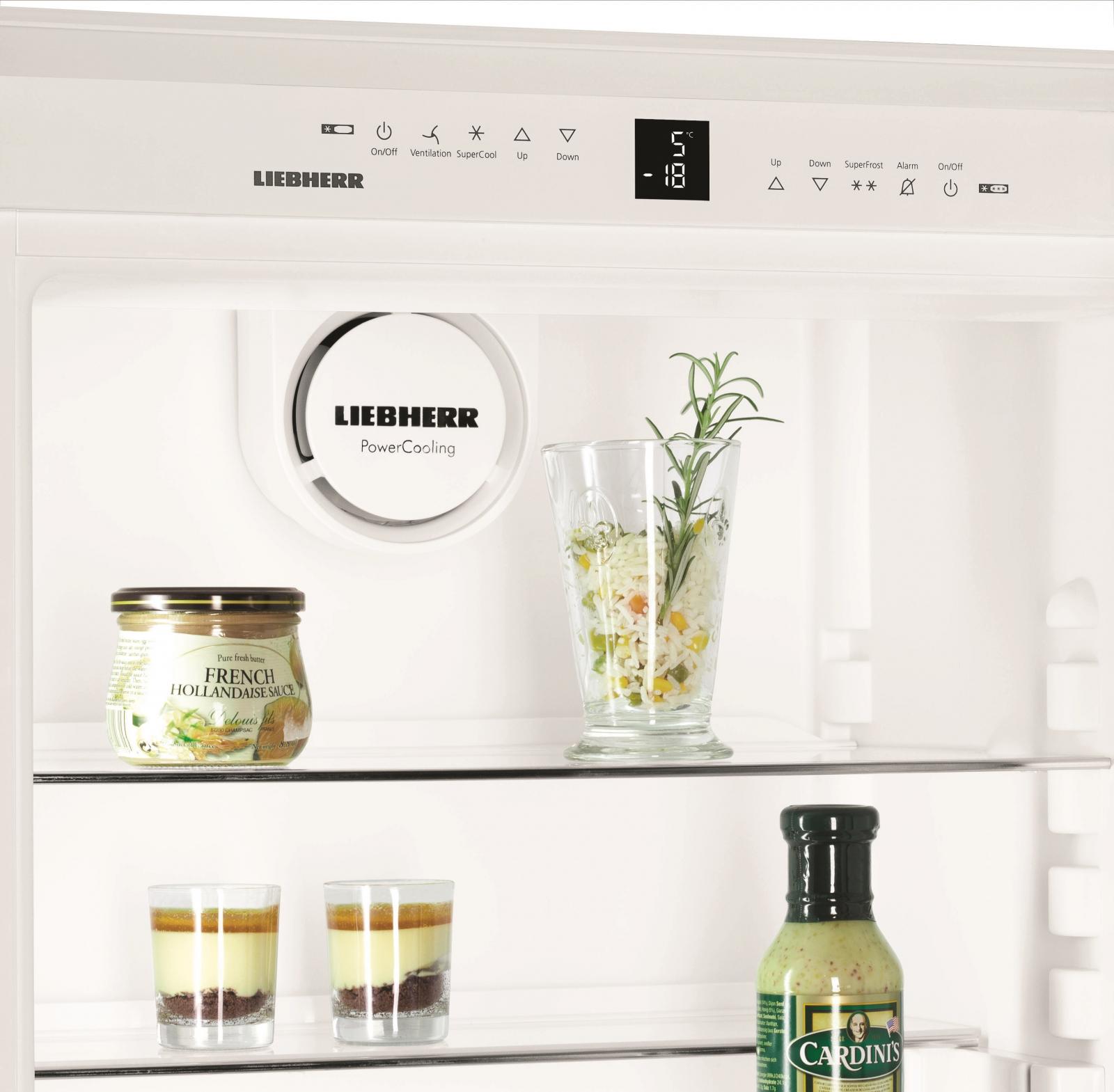 купить Встраиваемый двухкамерный холодильник Liebherr ICN 3386 Украина фото 4