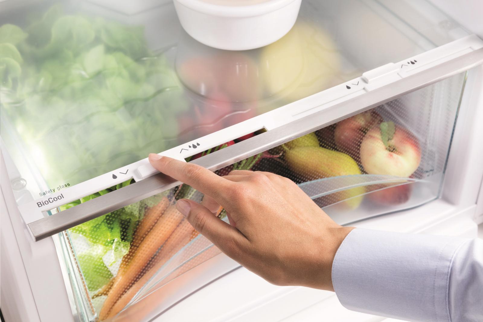купить Встраиваемый двухкамерный холодильник Liebherr ICN 3386 Украина фото 8