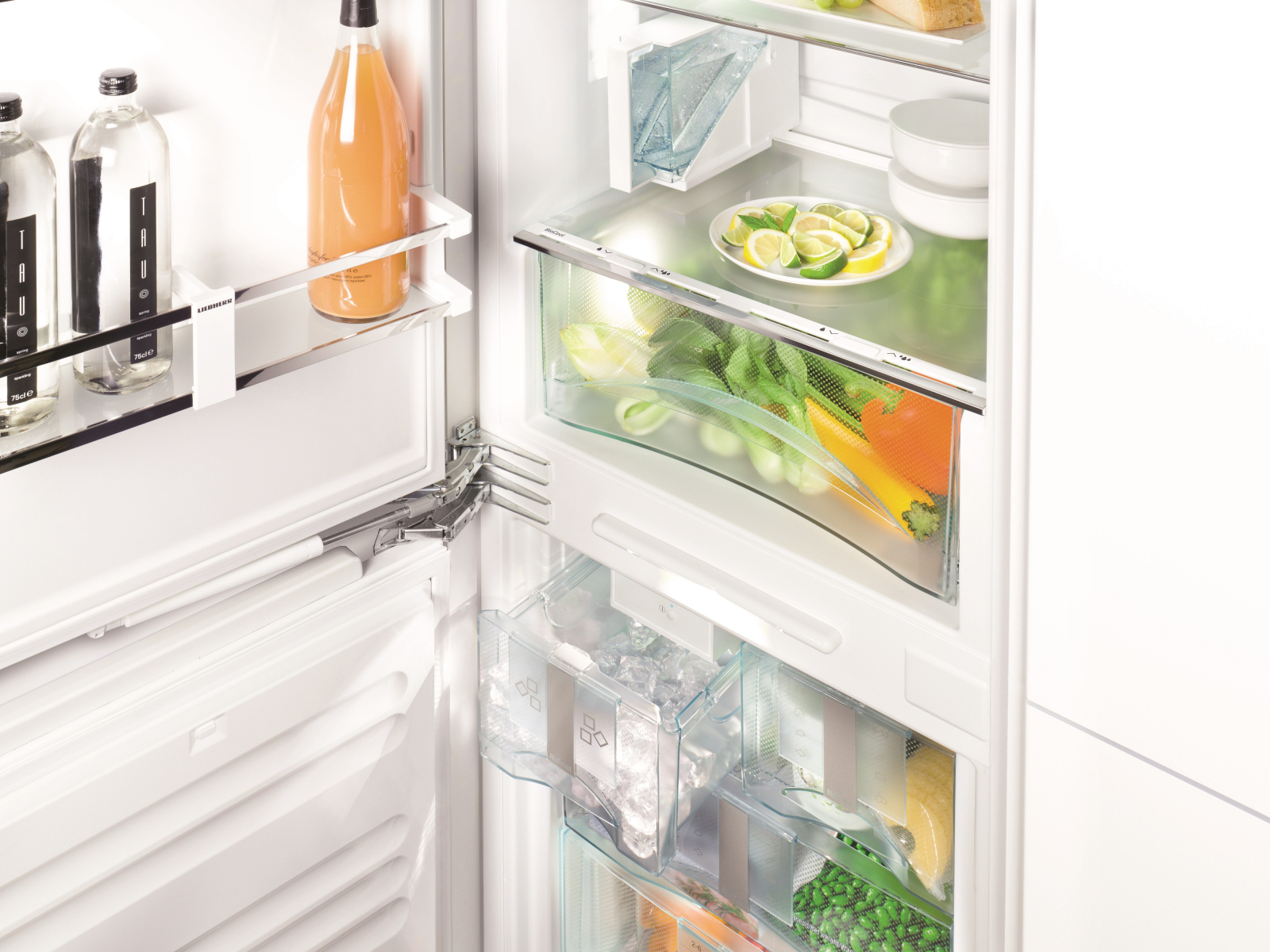 купить Встраиваемый двухкамерный холодильник Liebherr ICN 3386 Украина фото 11