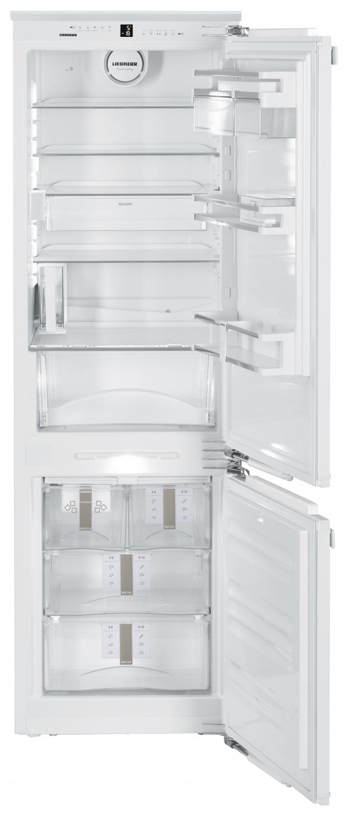 купить Встраиваемый двухкамерный холодильник Liebherr ICN 3386 Украина фото 1