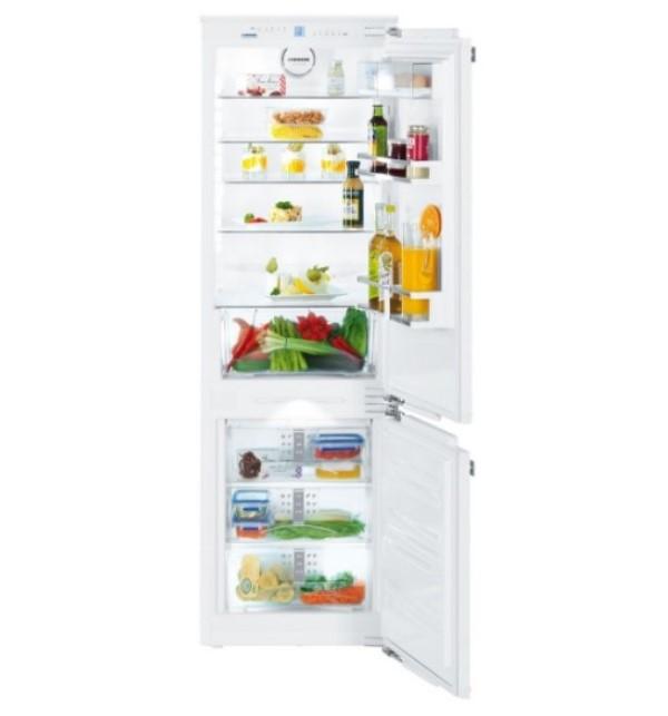 купить Встраиваемый двухкамерный холодильник Liebherr ICNP 3356 Украина фото 0