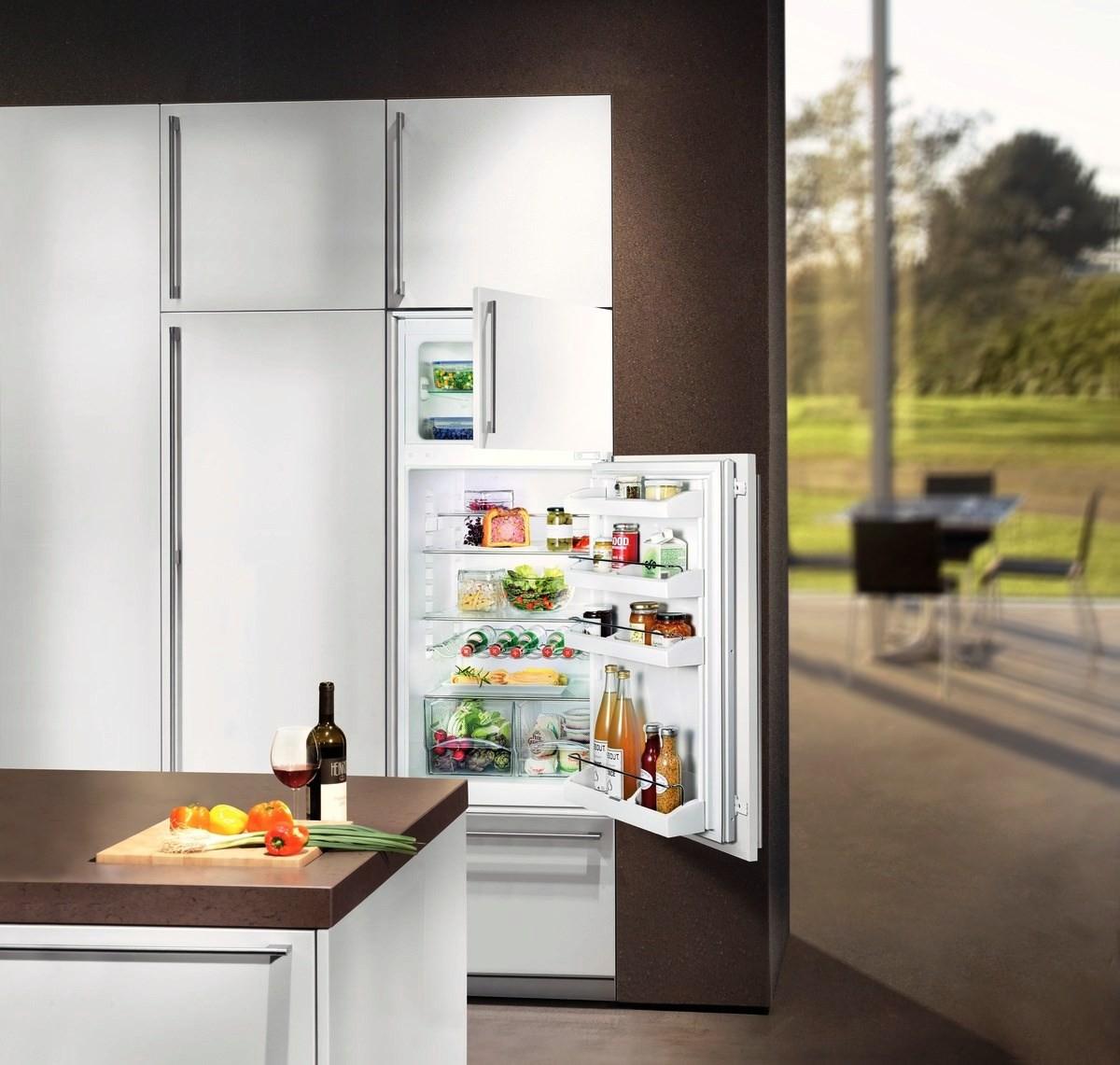 купить Встраиваемый двухкамерный холодильник Liebherr ICTS 2221 Украина фото 3