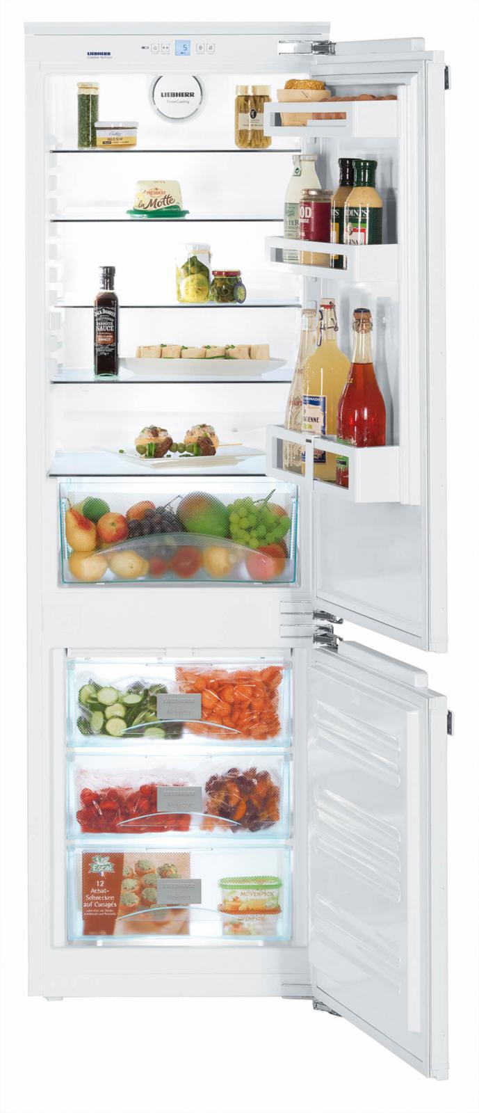 купить Встраиваемый двухкамерный холодильник Liebherr ICUN 3314 Украина фото 0
