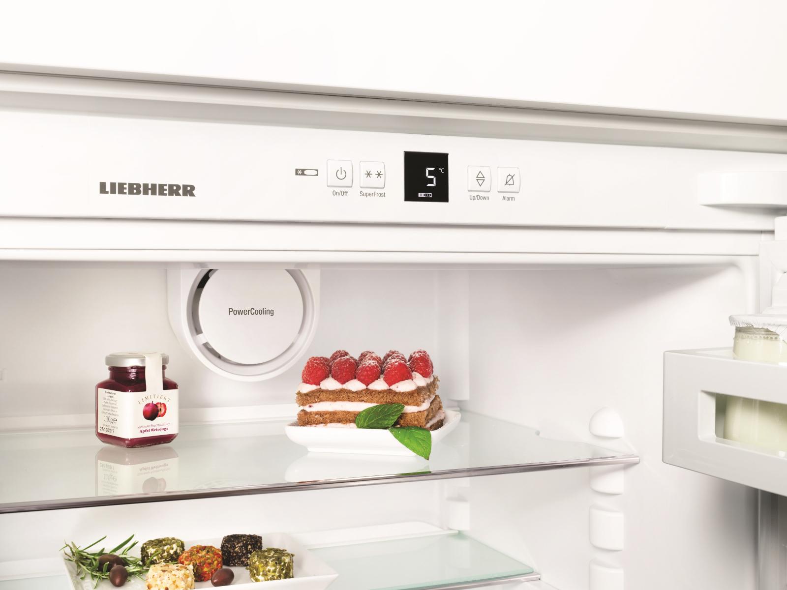 купить Встраиваемый двухкамерный холодильник Liebherr ICUN 3324 Украина фото 3
