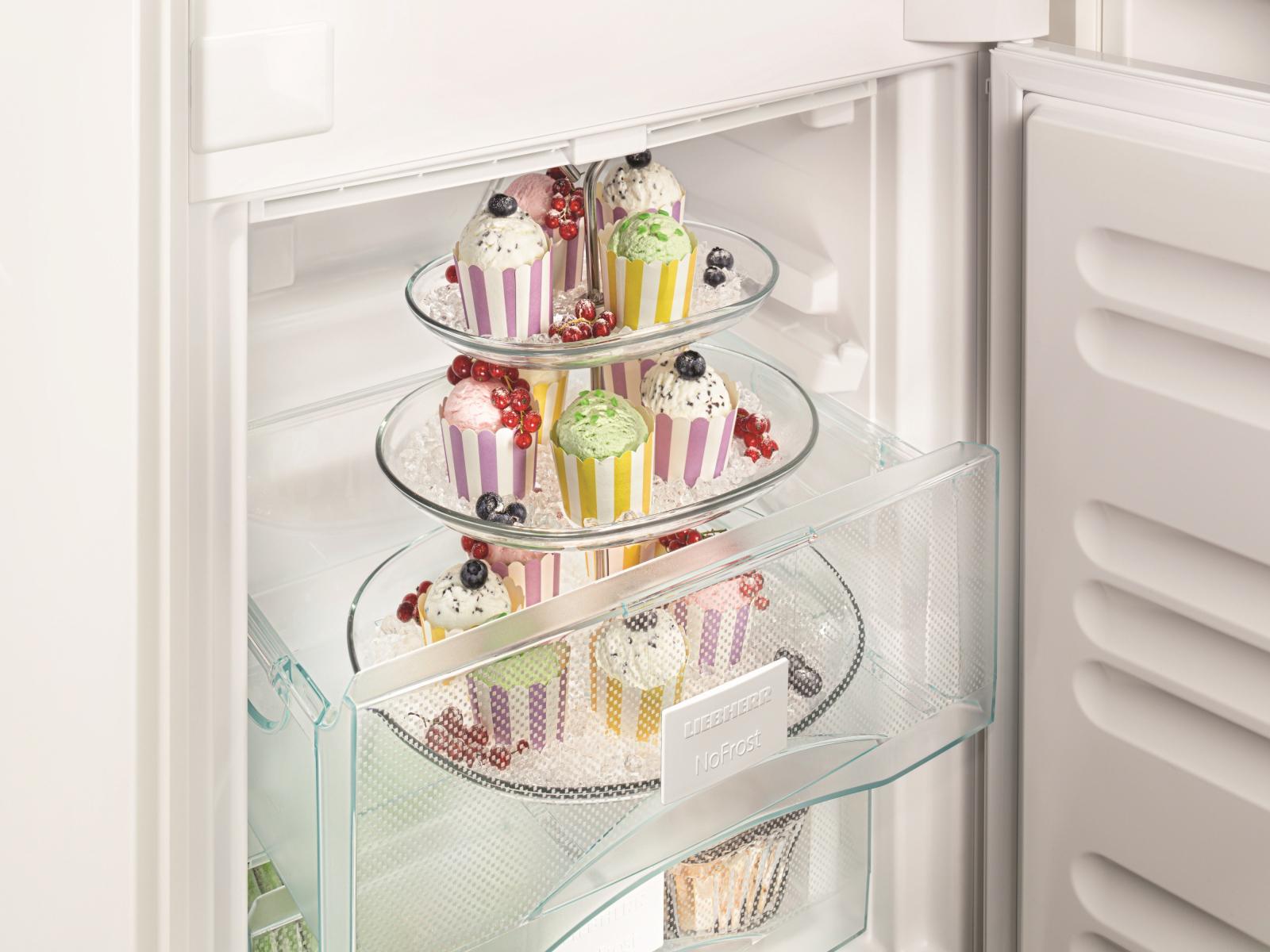 купить Встраиваемый двухкамерный холодильник Liebherr ICUN 3324 Украина фото 6