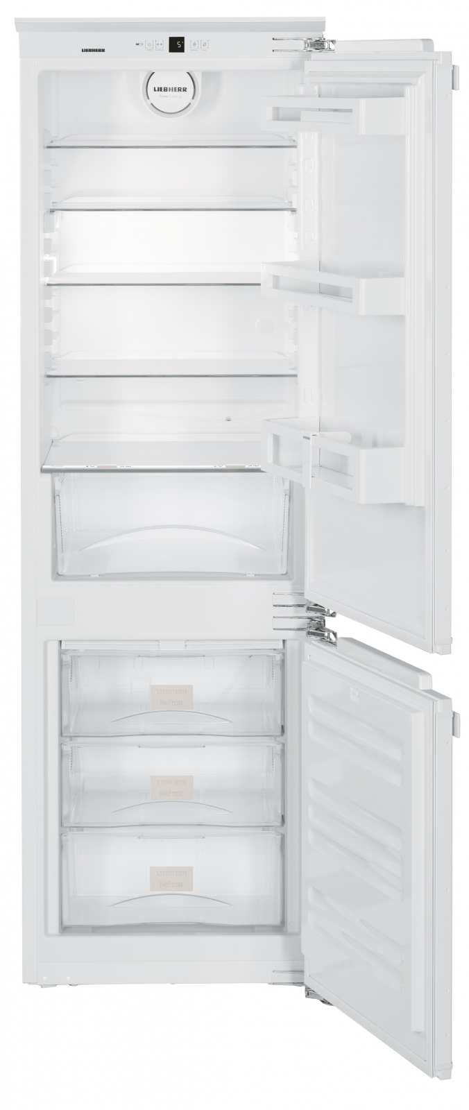 купить Встраиваемый двухкамерный холодильник Liebherr ICUN 3324 Украина фото 2