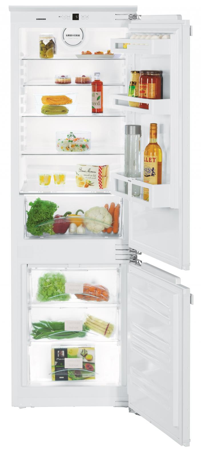 купить Встраиваемый двухкамерный холодильник Liebherr ICUN 3324 Украина фото 0