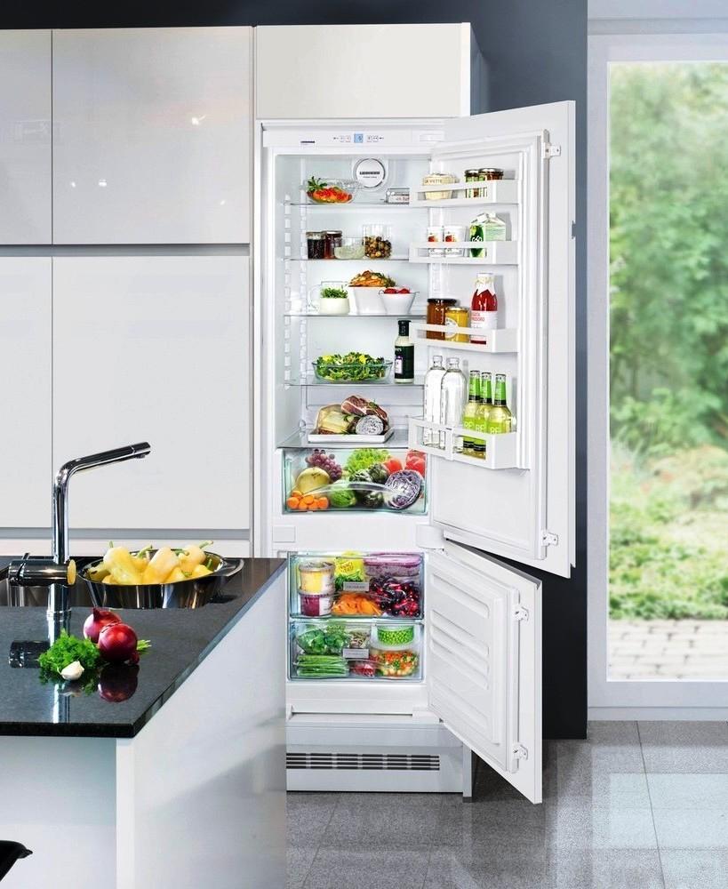 купить Встраиваемый двухкамерный холодильник Liebherr ICUS 3214 Украина фото 5