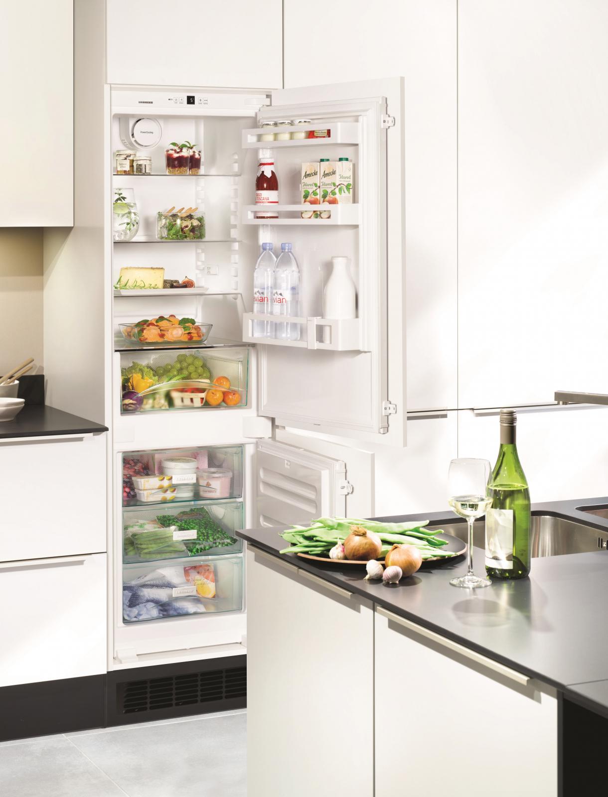 купить Встраиваемый двухкамерный холодильник Liebherr ICUS 3324 Украина фото 5