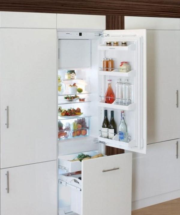 купить Встраиваемый двухкамерный холодильник Liebherr IKV 3214 Украина фото 3