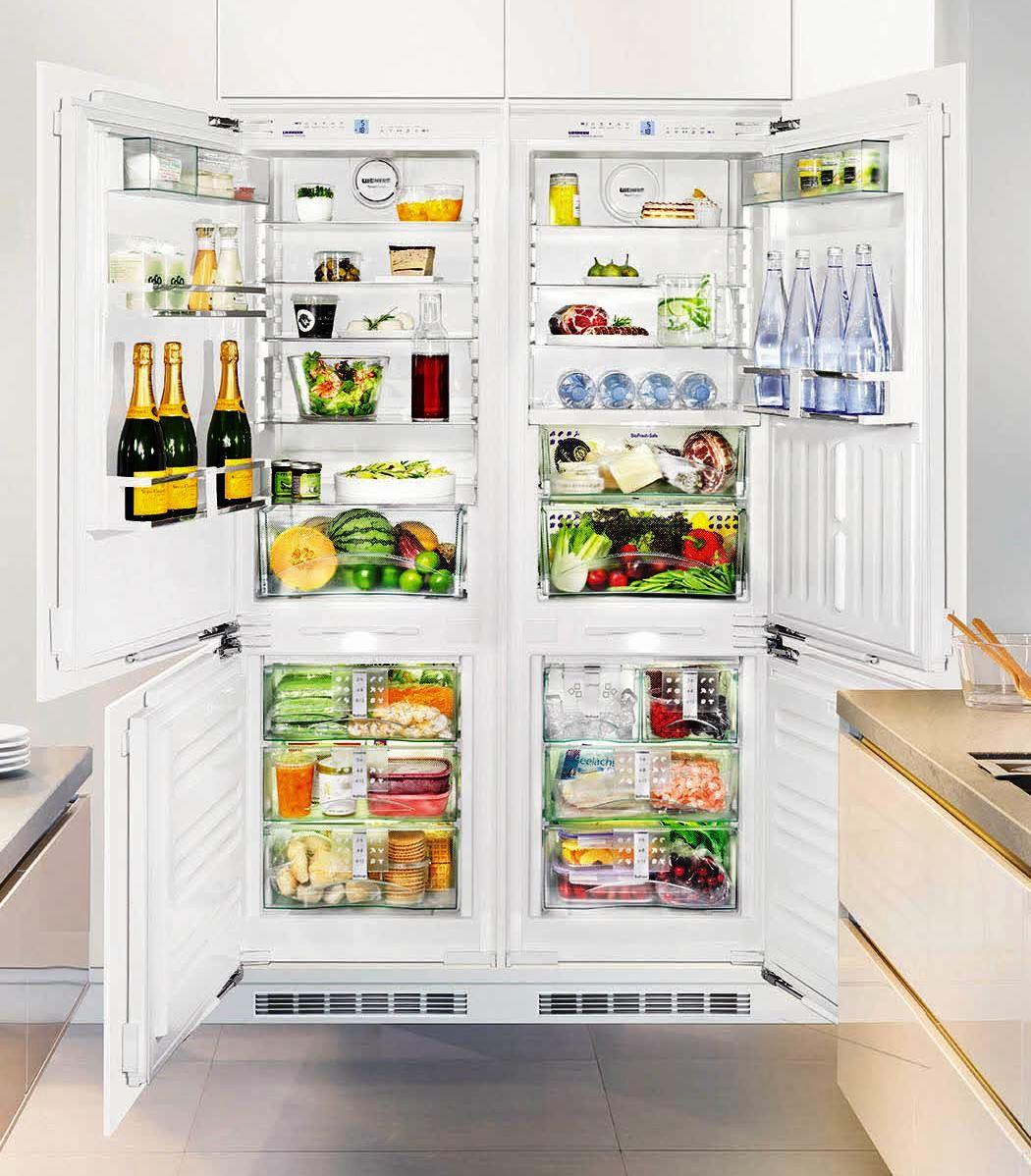 купить Встраиваемый двухкамерный холодильник Liebherr SICN 3356 Украина фото 3