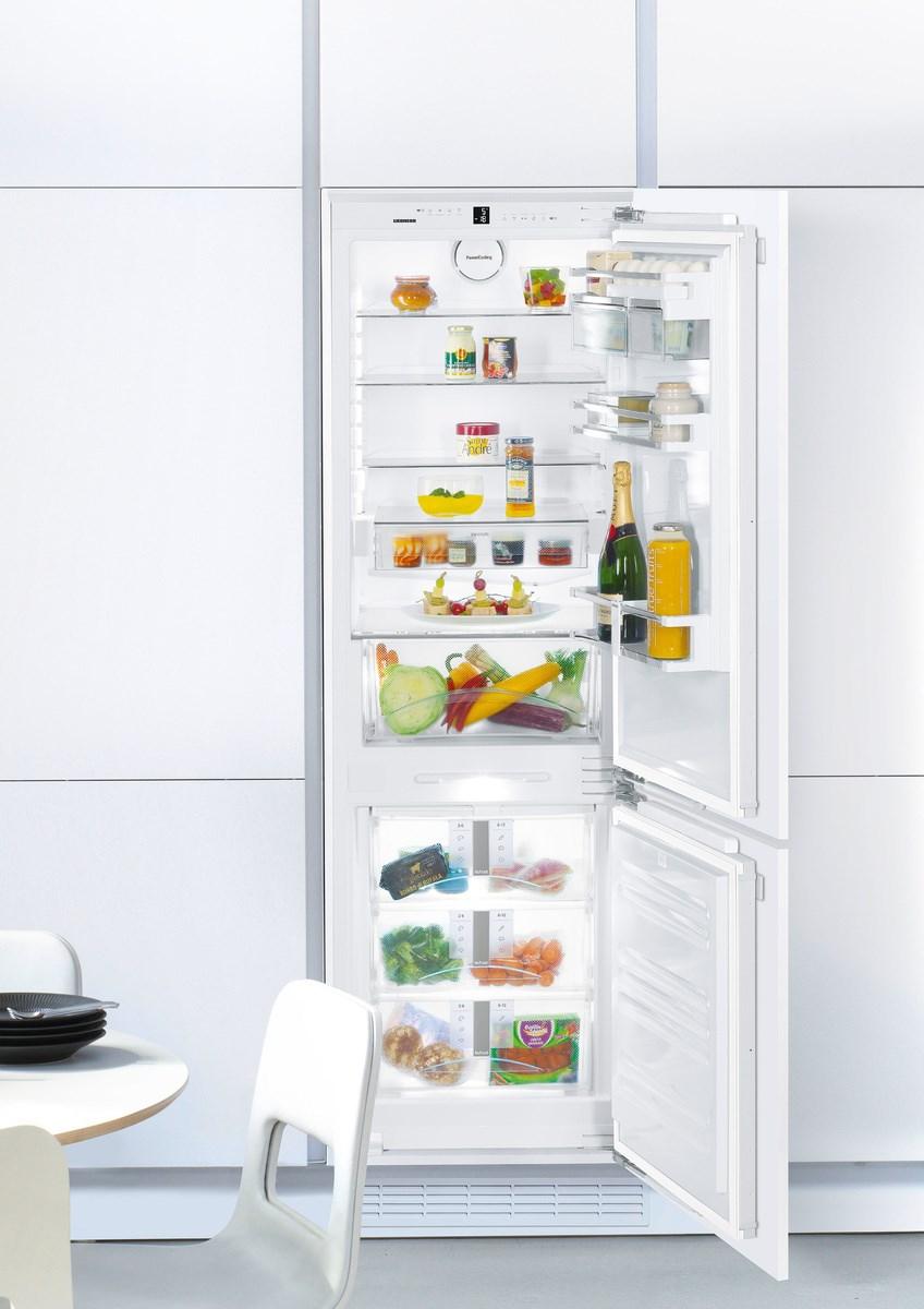 купить Встраиваемый двухкамерный холодильник Liebherr SICN 3386 Украина фото 2