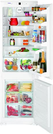 купить Встраиваемый двухкамерный комбинированный холодильник Liebherr ICUNS 3013 Украина фото 0