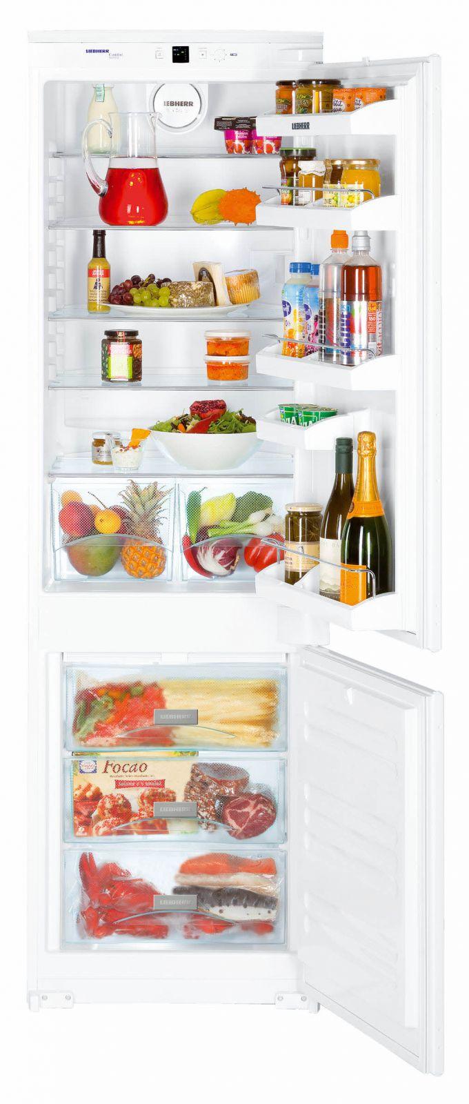 купить Встраиваемый двухкамерный комбинированный холодильник Liebherr ICUNS 3023 Украина фото 0