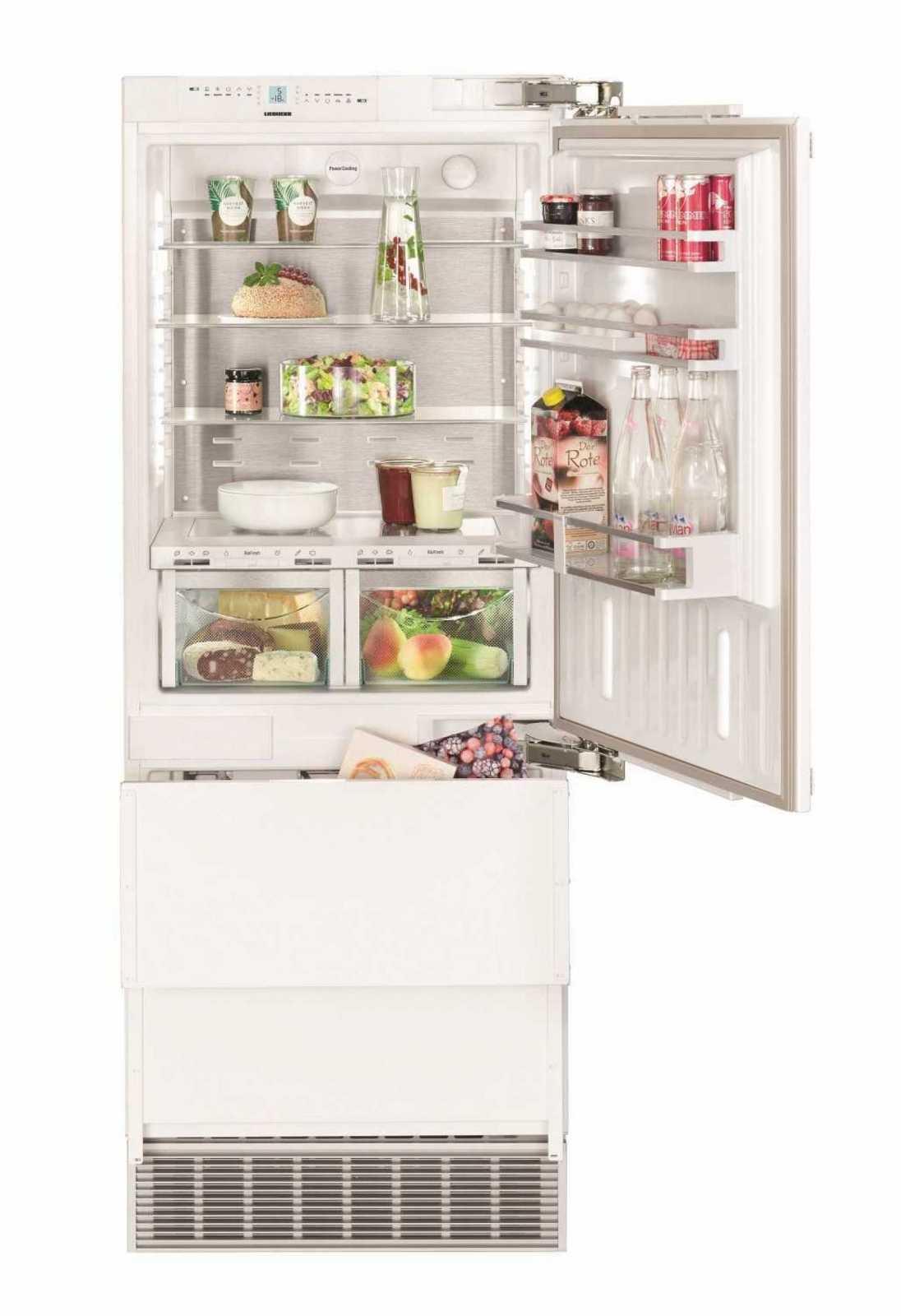 купить Встраиваемый двухкамерный холодильник Liebherr ECBN 5066 Украина фото 0