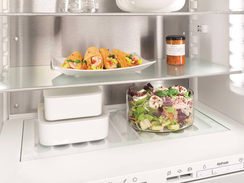 купить Встраиваемый двухкамерный холодильник Liebherr ECBN 5066 Украина фото 6