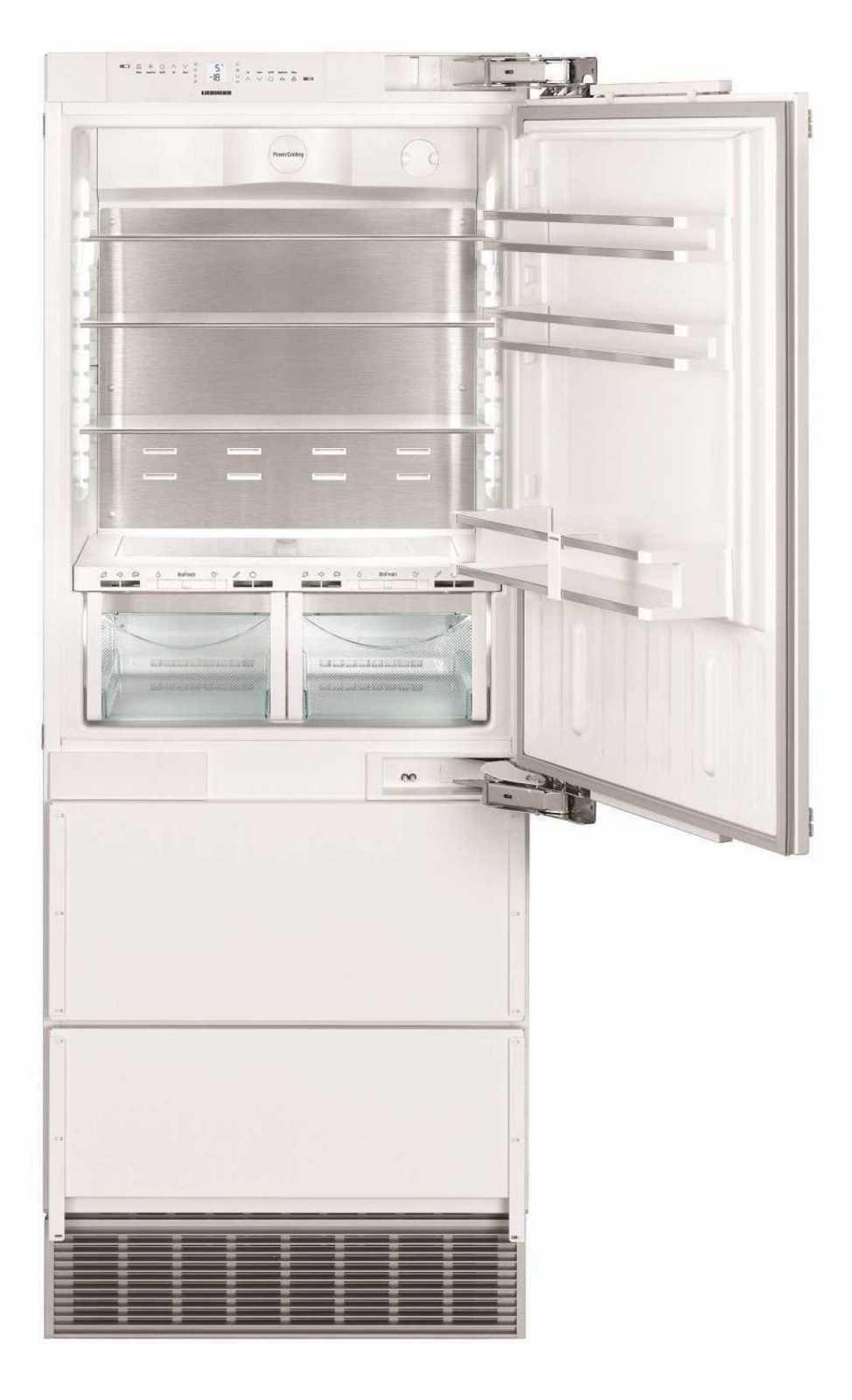 купить Встраиваемый двухкамерный холодильник Liebherr ECBN 5066 Украина фото 1