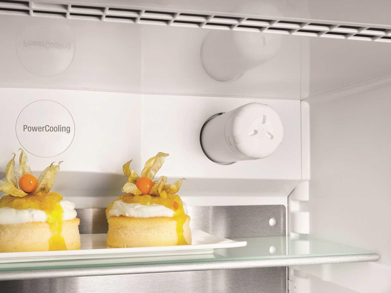 купить Встраиваемый двухкамерный холодильник Liebherr ECBN 5066 Украина фото 8