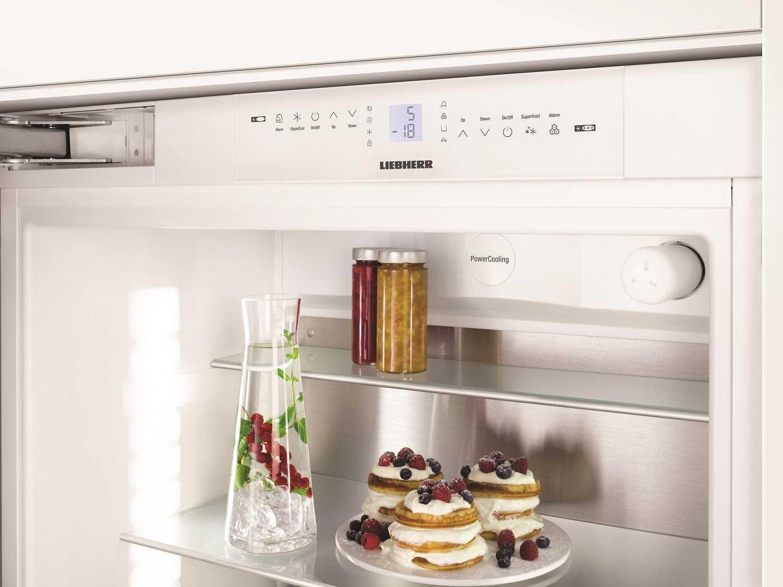 купить Встраиваемый двухкамерный холодильник Liebherr ECBN 5066 Украина фото 9