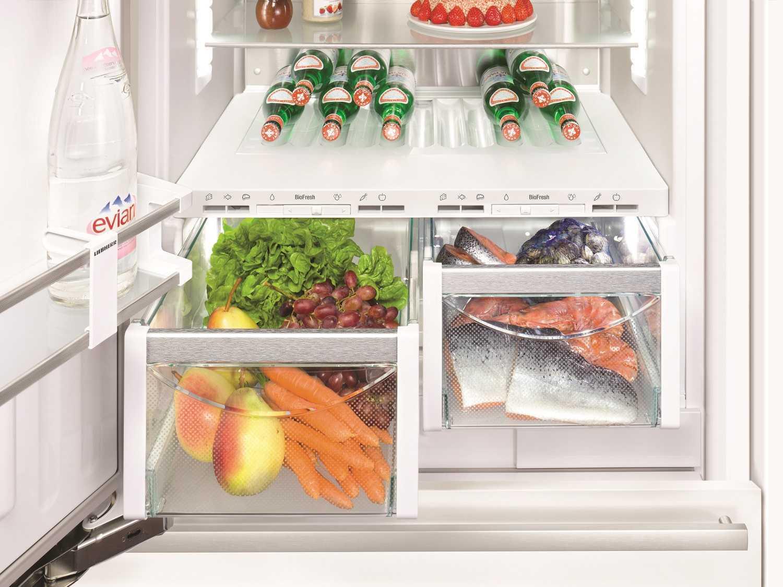 купить Встраиваемый двухкамерный холодильник Liebherr ECBN 5066 Украина фото 7