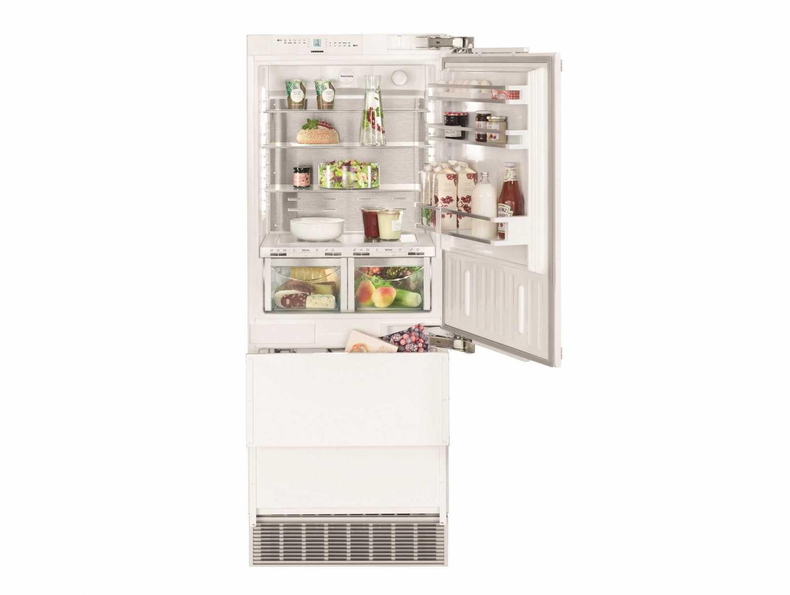 купить Встраиваемый двухкамерный холодильник Liebherr ECBN 5066 Украина фото 3