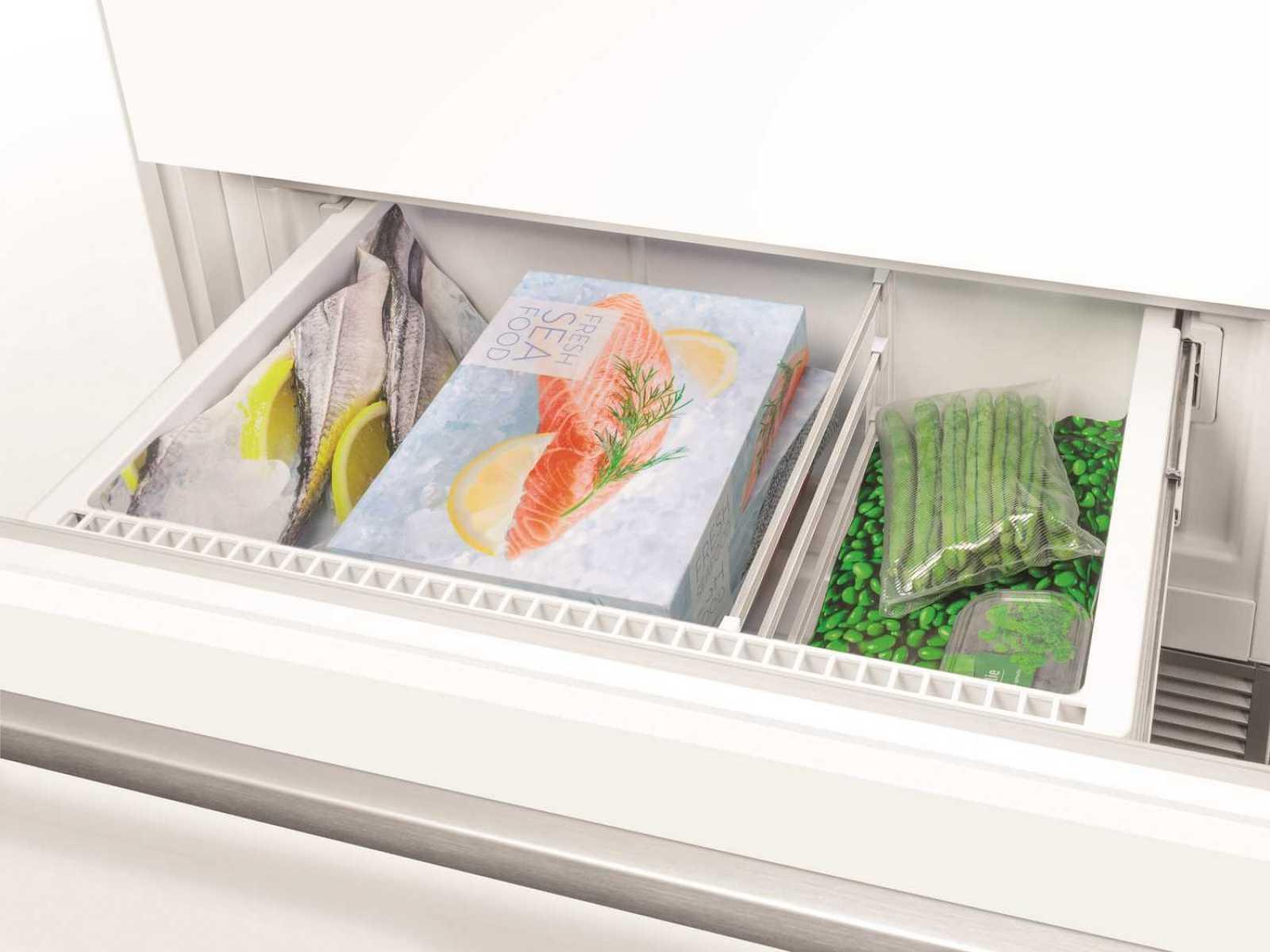 купить Встраиваемый двухкамерный холодильник Liebherr ECBN 5066 Украина фото 4