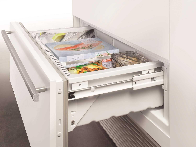 купить Встраиваемый двухкамерный холодильник Liebherr ECBN 5066 Украина фото 11