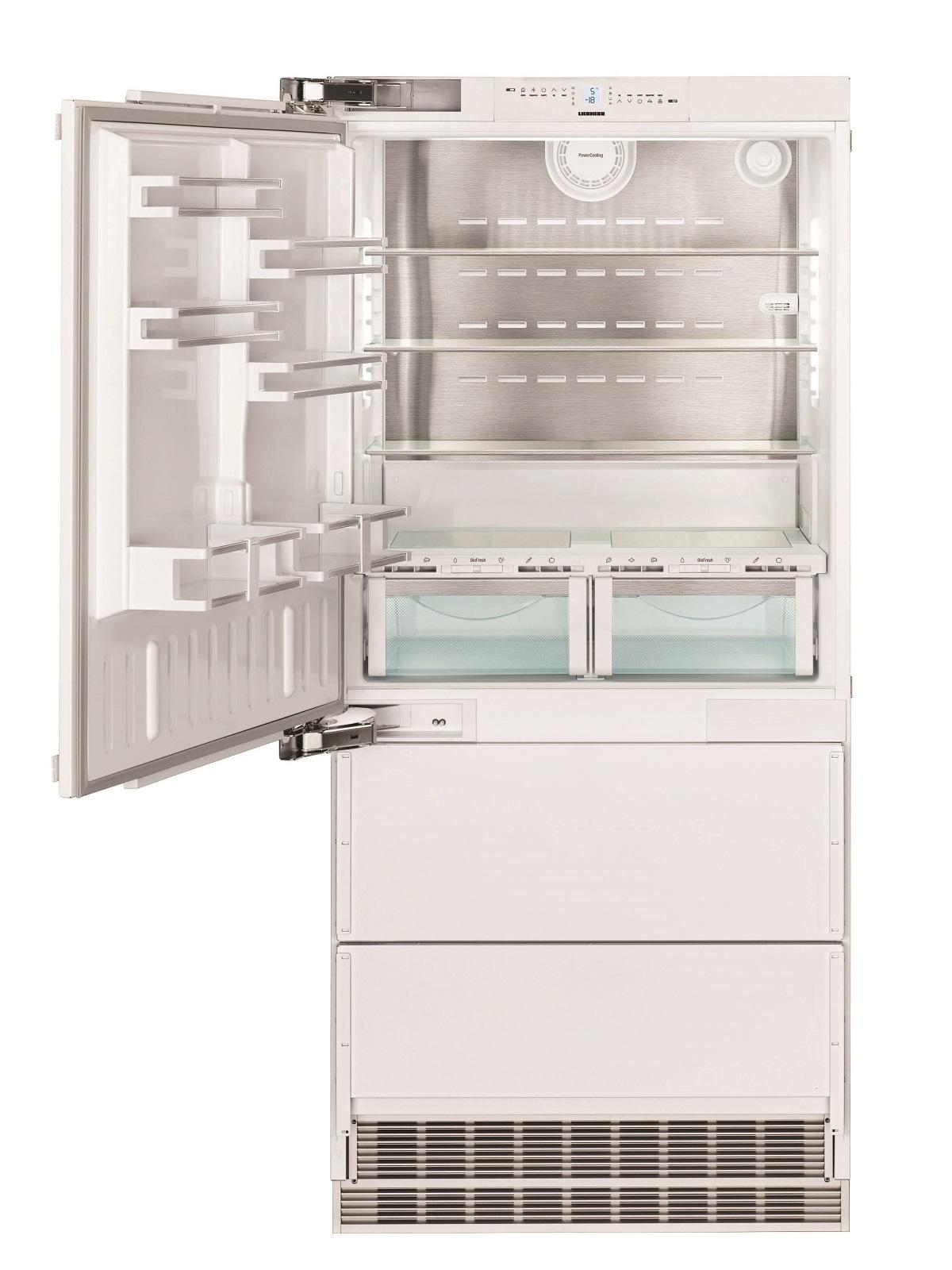 купить Встраиваемый двухкамерный холодильник Liebherr ECBN 6156 617 Украина фото 1