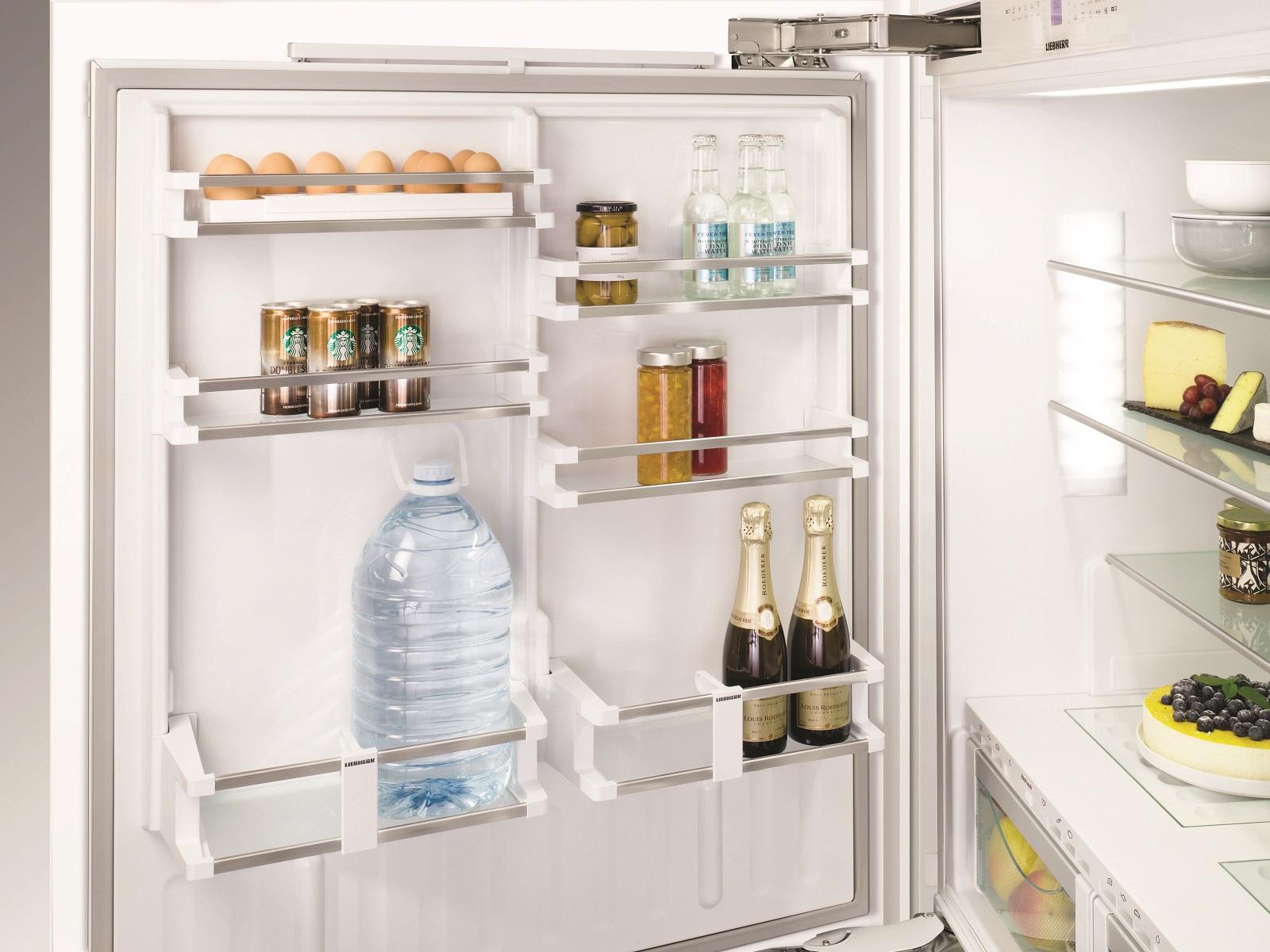 купить Встраиваемый двухкамерный холодильник Liebherr ECBN 6156 617 Украина фото 7