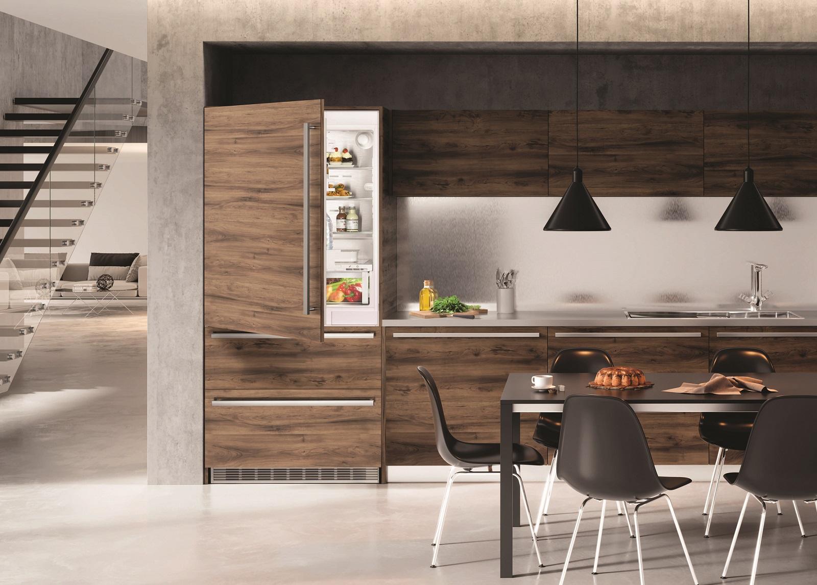 купить Встраиваемый двухкамерный холодильник Liebherr ECBN 6156 617 Украина фото 4