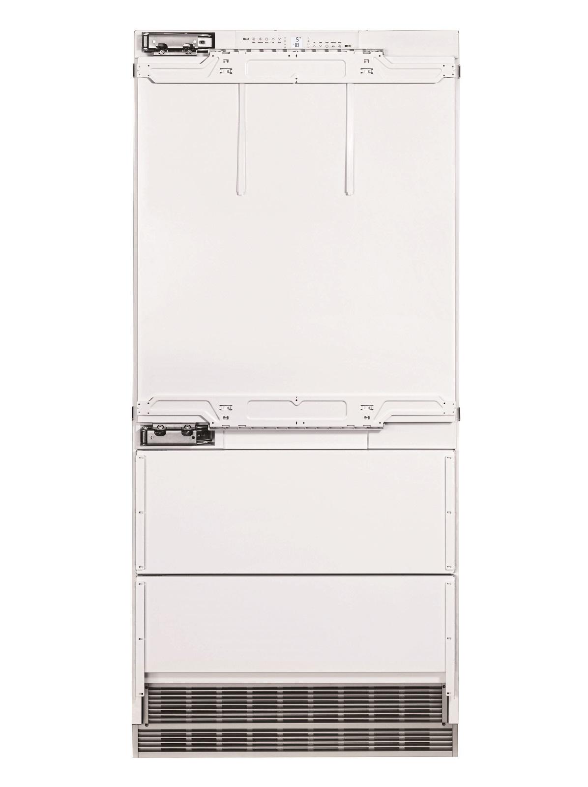 купить Встраиваемый двухкамерный холодильник Liebherr ECBN 6156 617 Украина фото 2