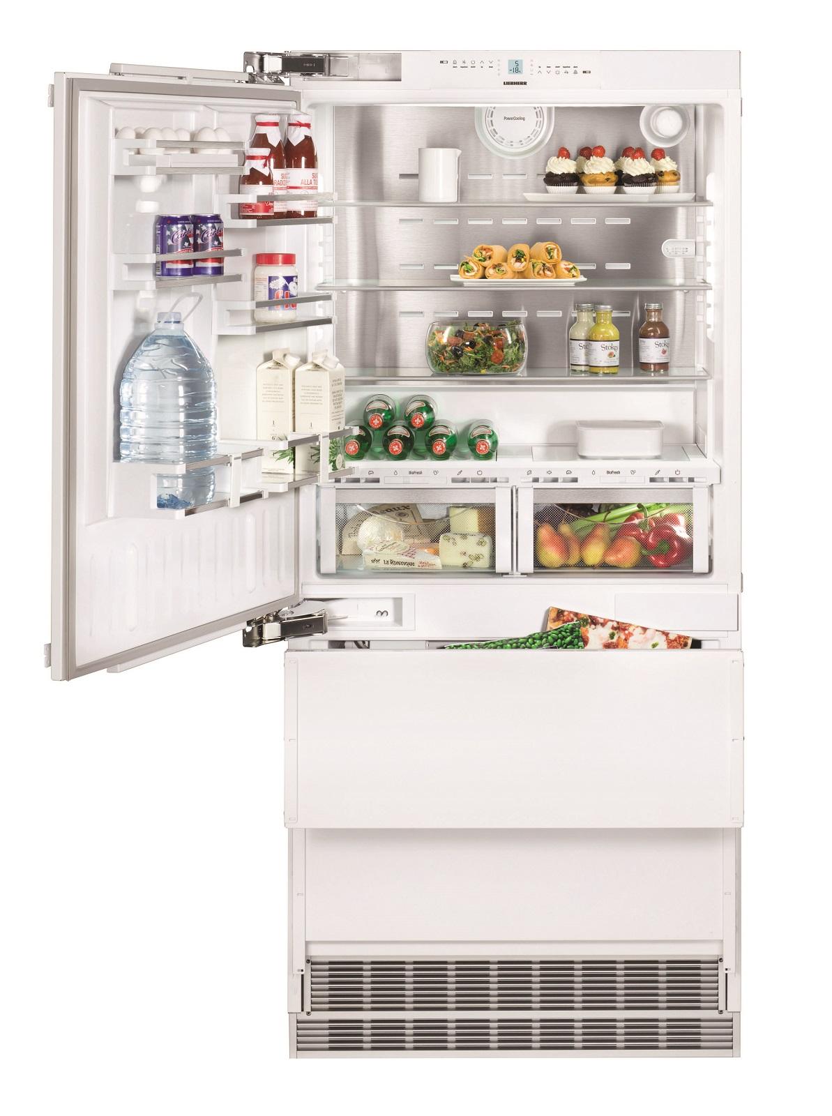 купить Встраиваемый двухкамерный холодильник Liebherr ECBN 6156 617 Украина фото 0