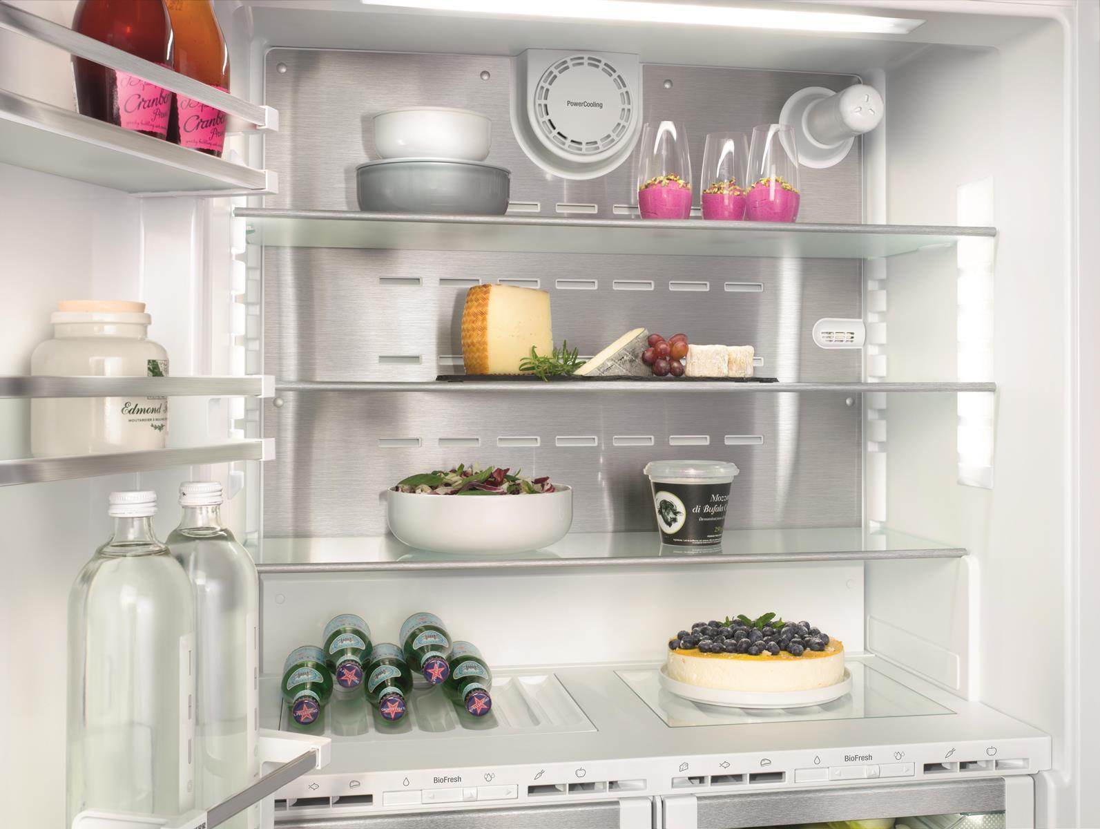 купить Встраиваемый двухкамерный холодильник Liebherr ECBN 6156 Украина фото 5