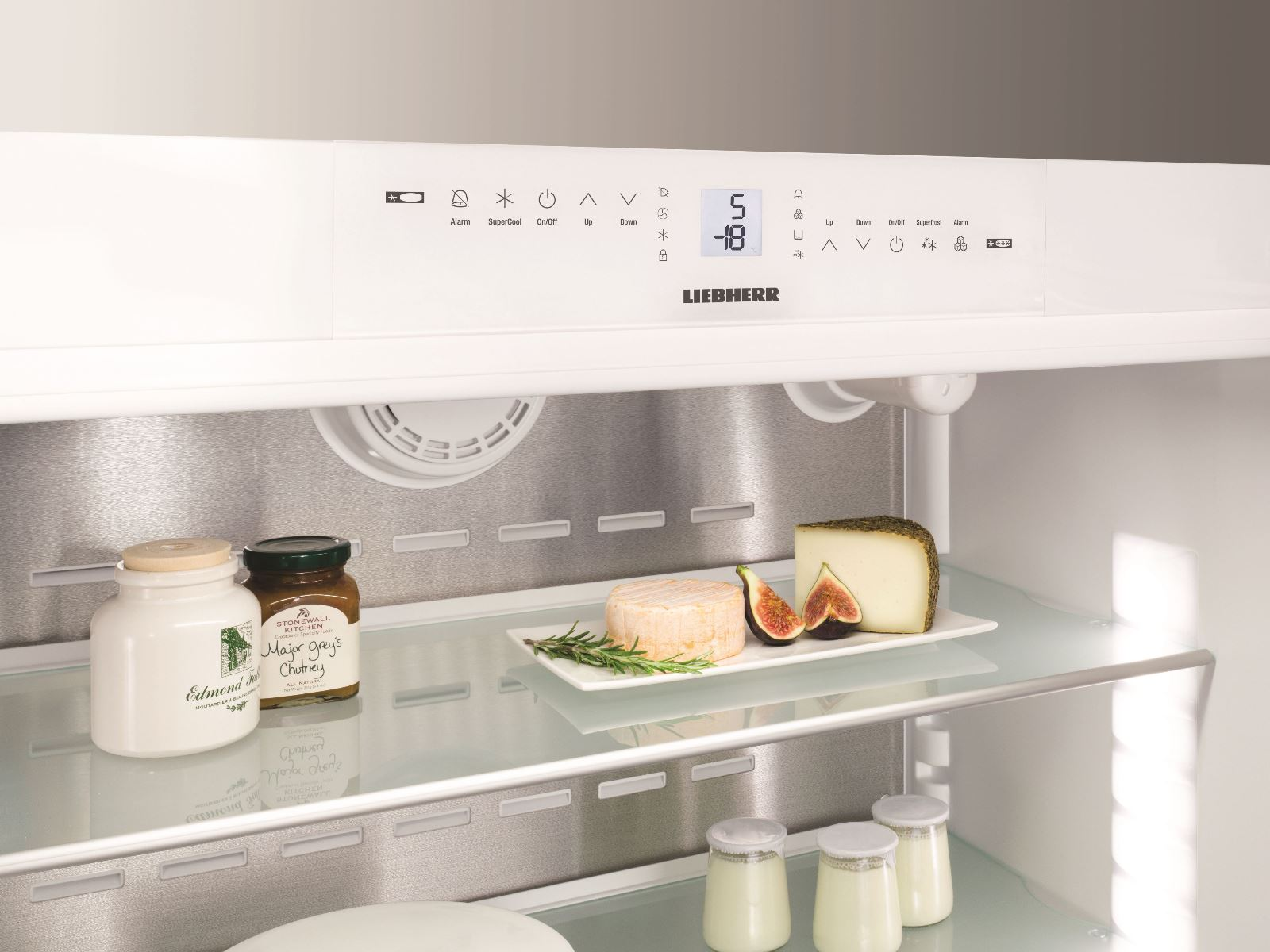 купить Встраиваемый двухкамерный холодильник Liebherr ECBN 6156 Украина фото 9
