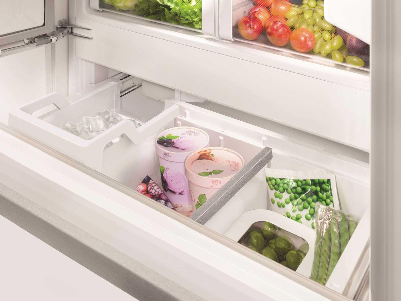 купить Встраиваемый двухкамерный холодильник Liebherr ECBN 6256 Украина фото 7
