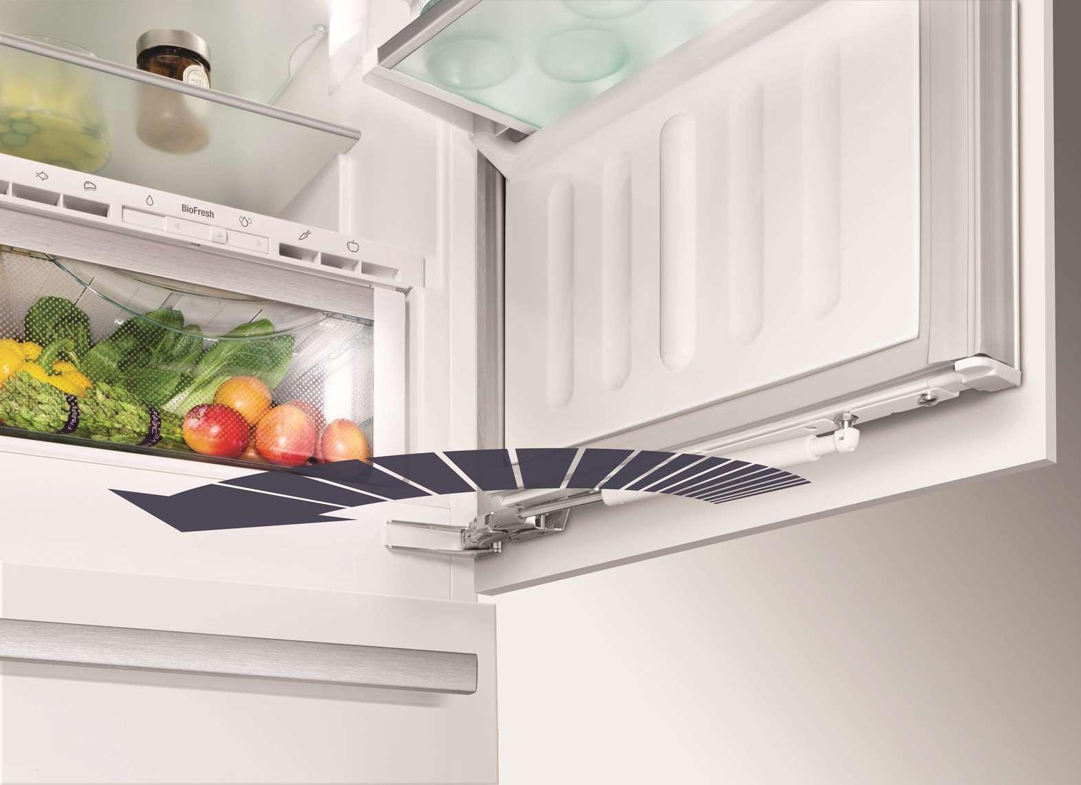купить Встраиваемый двухкамерный холодильник Liebherr ECBN 6256 Украина фото 13