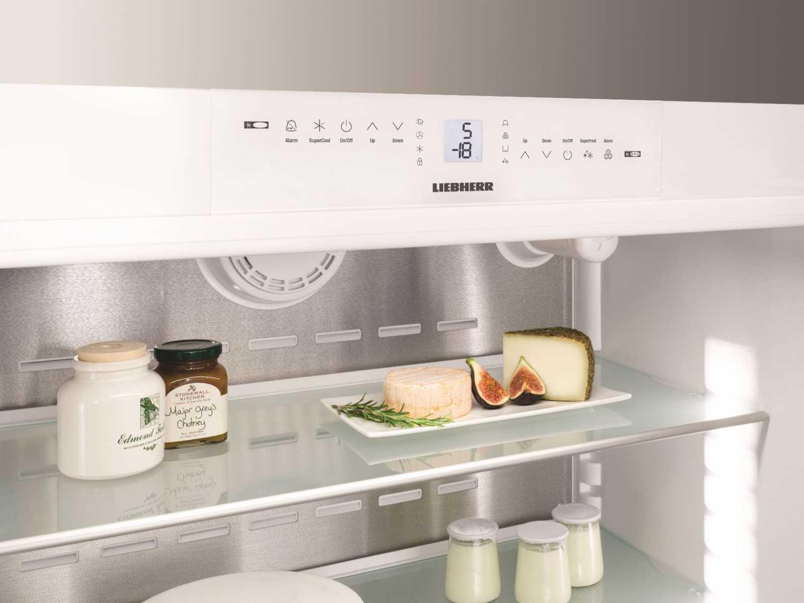купить Встраиваемый двухкамерный холодильник Liebherr ECBN 6256 Украина фото 11