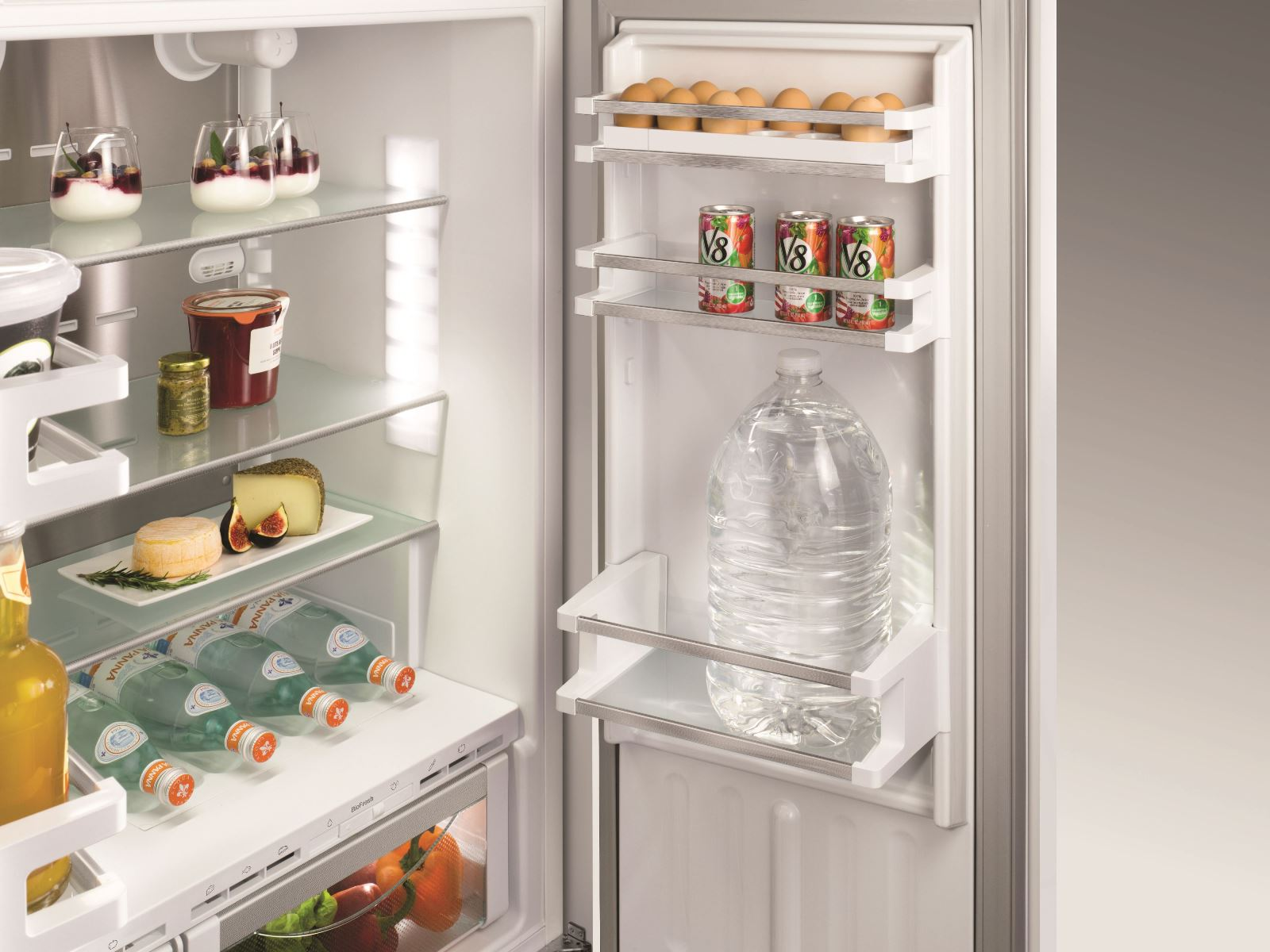 купить Встраиваемый двухкамерный холодильник Liebherr ECBN 6256 Украина фото 9