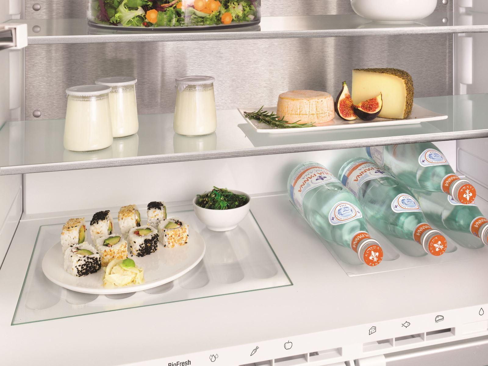 купить Встраиваемый двухкамерный холодильник Liebherr ECBN 6256 Украина фото 4