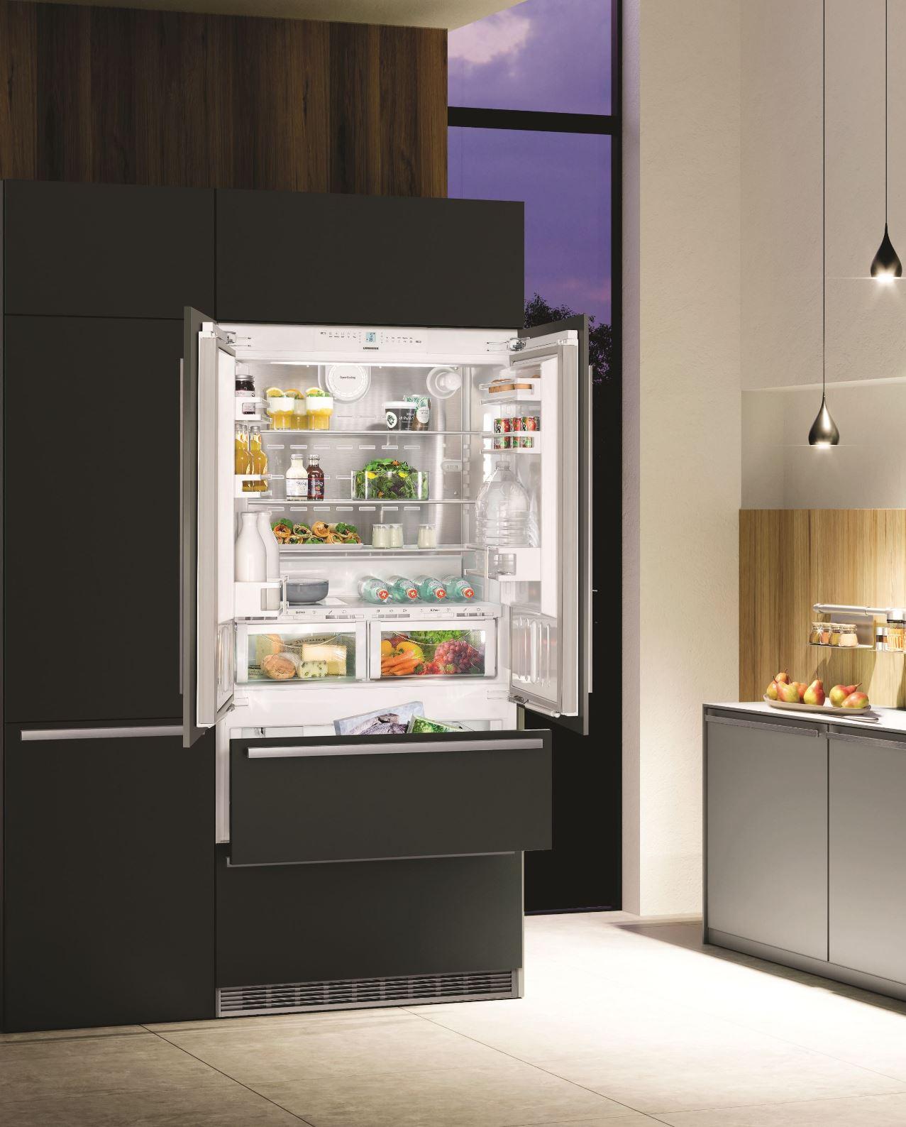 купить Встраиваемый двухкамерный холодильник Liebherr ECBN 6256 Украина фото 3