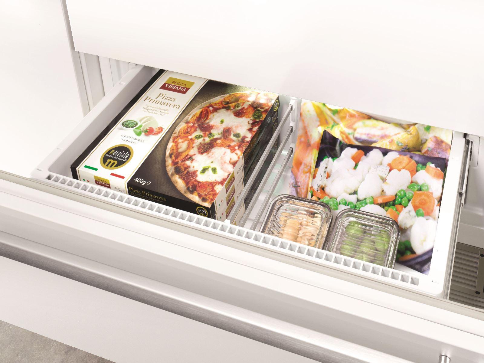 купить Встраиваемый двухкамерный холодильник Liebherr ECBN 6256 Украина фото 5