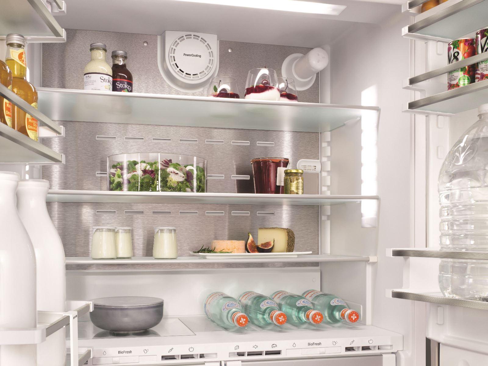 купить Встраиваемый двухкамерный холодильник Liebherr ECBN 6256 Украина фото 8